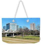 Fort Worth Wide Angle Weekender Tote Bag