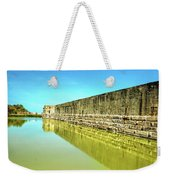 Fort Zachary Taylor, Key West Weekender Tote Bag