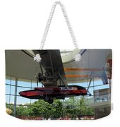 Fortaleza Hall, Spirit Of Carnauba Weekender Tote Bag by Mark Czerniec