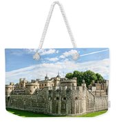 Fortress Of The Tower Of London Weekender Tote Bag