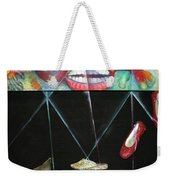Forward To The Past Weekender Tote Bag