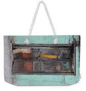 Forwarding Address Weekender Tote Bag