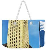 Foshay Tower From The Street Weekender Tote Bag