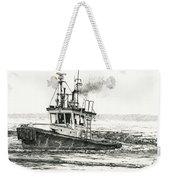 Foss Tugboat Sea Duke Weekender Tote Bag
