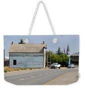 Fort Macleod Alberta Weekender Tote Bag