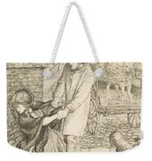 Found - Compositional Study Weekender Tote Bag