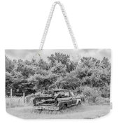 Found Off Road Dead Weekender Tote Bag