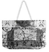 Founders Of Chinese Medicine, 5000�4500 Weekender Tote Bag