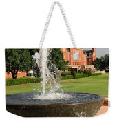 Fountain And Union Weekender Tote Bag