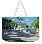 Fountain At Rio Vista Weekender Tote Bag
