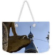 Fountain At Ut Weekender Tote Bag