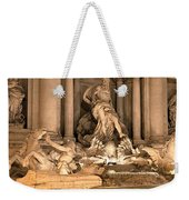 Fountain Lights Weekender Tote Bag