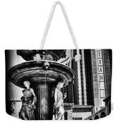 Fountain Of Wealth Weekender Tote Bag
