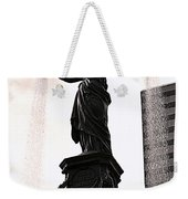 Fountain Square Lady Weekender Tote Bag