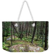 Fountainbleau Forest Weekender Tote Bag