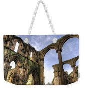 Fountains Abbey 5 Weekender Tote Bag