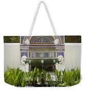 Fountains At The Getty Villa Weekender Tote Bag