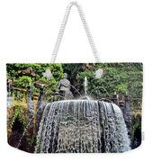 Fountains.  Tivoli. Weekender Tote Bag
