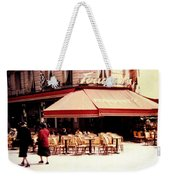 Fouquets Of Paris 1955 Weekender Tote Bag