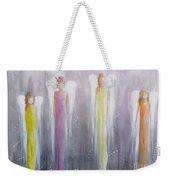 Four Angels Weekender Tote Bag