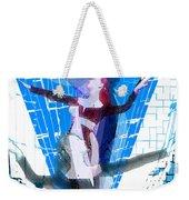 Four Blue Angels Weekender Tote Bag