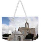 Four Crosses Weekender Tote Bag