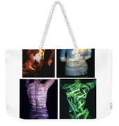 Four Elements Weekender Tote Bag by Arla Patch