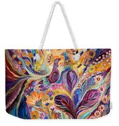 Four Elements IIi. Air Weekender Tote Bag