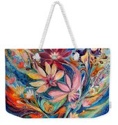 Four Elements IIi. Water Weekender Tote Bag