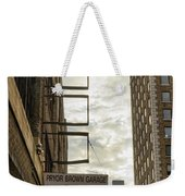 Four Empty Squares Weekender Tote Bag