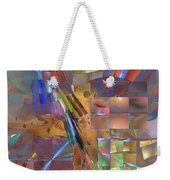 Four Eyes Weekender Tote Bag
