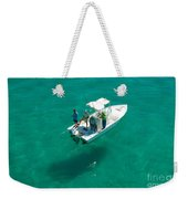 Four Fishermen Weekender Tote Bag