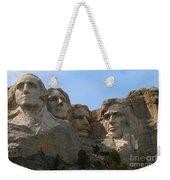 Four Former U S Presidents Weekender Tote Bag