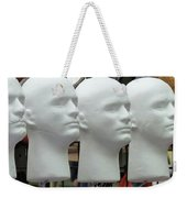 Four Heads Are Better Than One Weekender Tote Bag