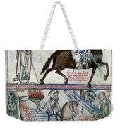 Four Horsemen Weekender Tote Bag