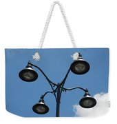 Four Lamps Weekender Tote Bag