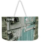 Four Latches Weekender Tote Bag