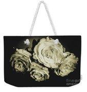 Four Roses Weekender Tote Bag