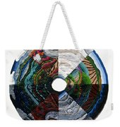 Four Seasons - Day And Night Weekender Tote Bag