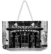 Four Seasons Hotel New York Weekender Tote Bag