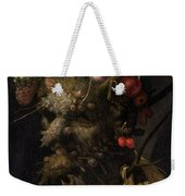 Four Seasons In One Head Weekender Tote Bag
