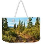 Four Wheeler Trail - Richardson Highway Weekender Tote Bag