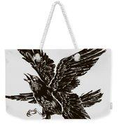 Four Wings Weekender Tote Bag