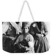 Four Women From Bethlehem Weekender Tote Bag