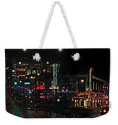 Fourteenth And Main Weekender Tote Bag