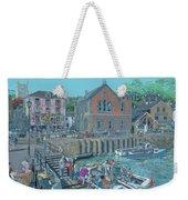 Fowey Cornwall Weekender Tote Bag