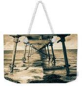 Fowlers Bay Jetty Weekender Tote Bag