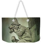 Fox Grotesque Weekender Tote Bag