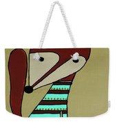 Foxy Moxy Weekender Tote Bag