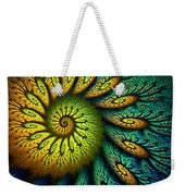Fractal Abstract 061710 Weekender Tote Bag